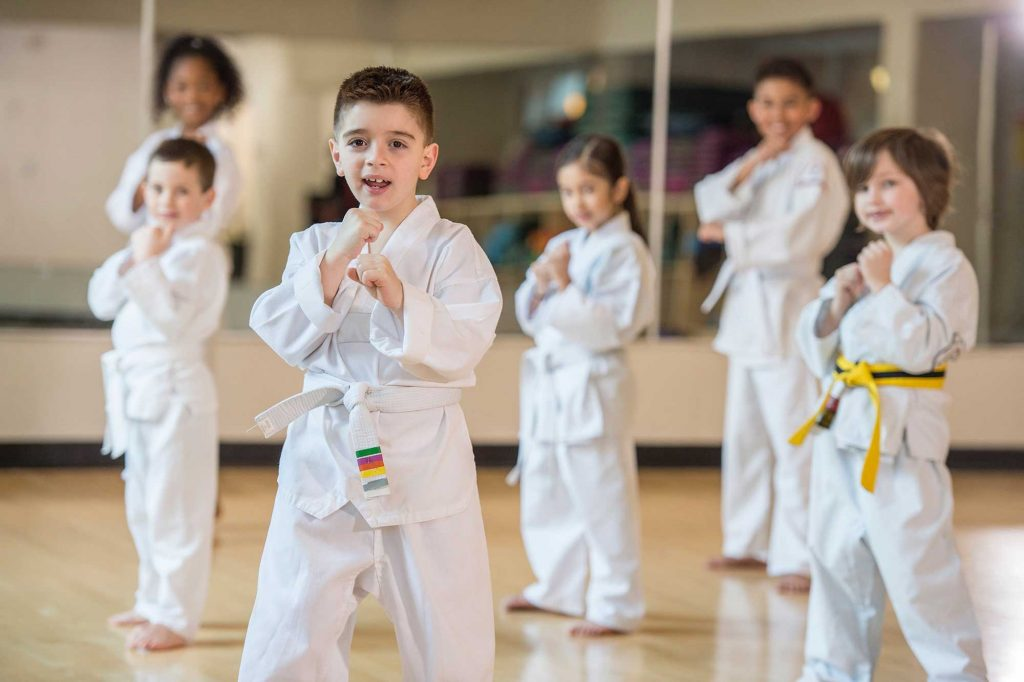 About Our Martial Arts School